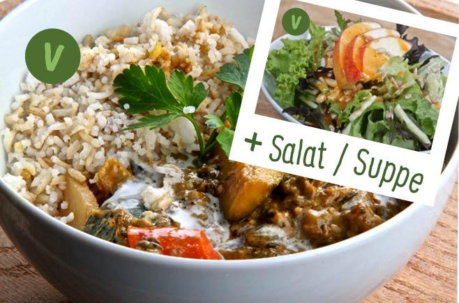 rita bringt 39 s gr nes thai curry mit sterreichischem pak choi suppe oder salat. Black Bedroom Furniture Sets. Home Design Ideas